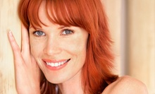 Haircut with Optional Full Color or Partial Highlights from Nicole Lang at Grace Hair Design and Color (Up to 58% Off)