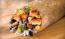 $15 for $30 Worth of Mexican Food at Mucho Burrito Fresh Mexican Grill