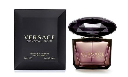 Versace Crystal Noir Eau de Toilette for Women; 3 Fl. Oz.