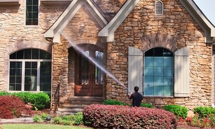 Home Exterior and Window Detailing and Pest Control from Five Star Property Detailing (Up to 50%Off). 3 Options.