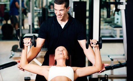 5 or 10 Group Fitness Classes or 3 Personal-Training Sessions at Fitness Addict (Up to 67% Off)