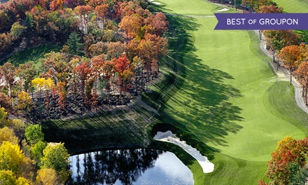 $62 for 18-Hole Round of Golf with Cart and Range Balls at Red Tail Golf Club (Up to $99 Value)