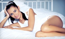 Six Laser Hair-Removal Treatments on a Small, Medium, or Large Area at Smooth as Silk Inc. (Up to 83% Off)