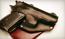 $69 for a Concealed-Carry-Weapons Course with Rental Gun and Ammo at Maine Tactical ($160 Value)