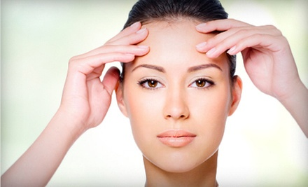 Organic Four-Layer Face-lift Facial or Facial and Body Wrap at Eden Organix (61% Off)