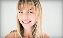 Haircut Package with Optional Highlights or Color from Valerie Brignani at Salon Glow (Up to 62% Off)