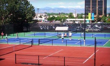 Five-Month Membership Package for One or Two at JCC Tennis Center (Up to 57% Off)