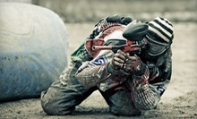 Paintball Outing for Two, Four, or Eight With Equipment and 500 Paintballs Each at Dynamic Paintball (Up to 57% Off)