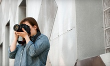 Three-Hour Beginner's Photography Workshop for One or Two at Nissle Fine Art Photography (Up to 75% Off)