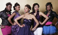 GROUPON: Miss Black USA  Up to 53% Off Talented Teen Pageant Miss Black USA Talented Teen & Jr. Teen National Pageant