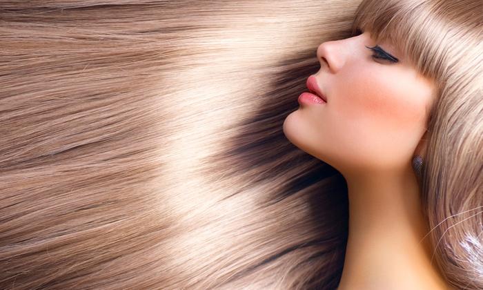 Bruno L'Equipe Parrucchieri - Bologna: Seduta di bellezza per capelli con trattamento lisciante a 59 €