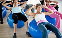 One or Two Months of Women's Outdoor Boot-Camp Classes at Chick Fitness Gym (Up to 71% Off)