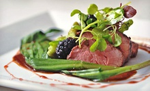 Upscale Bistro Cuisine for Dinner or Lunch at Eleven South Bistro (52% Off)