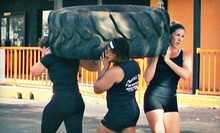 One- or Two-Month Beginners' Program at CrossFit Jaguar (Up to 80% Off)