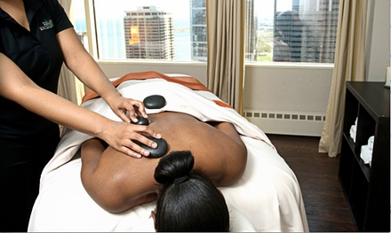 50- or 80-Minute Couple's Massage at Spa42 (Up to 52% Off)
