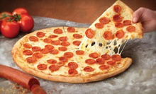 $15 for $30 Worth of Pizza, Subs, Wings, and Salads at Jets Pizza