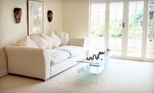 Carpet and Love-Seat Steam Cleaning from Absolute Carpet & Upholstery Care (Up to 53% Off). Two Options Available.
