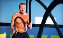 $79 for One Month of Unlimited CrossFit Classes at CrossFit UWS: Bronx Box ($139 Value)