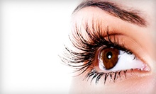 Full Set of Eyelash Extensions with Optional Two-Week Touchup at Allure Lash Studio (Up to 61% Off)