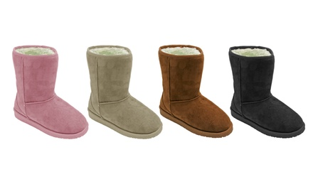 Dawgs Kids' Microfiber SheepDawgs Boots. Multiple Options Available. Free Returns.