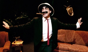 """an Evening With Groucho"" At Levoy Theatre On Friday, September 19, At 7:30 P.m. (up To 39% Off)"