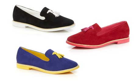 Jacobies Lisa-2 Flats | Brought to You by ideel