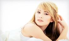 Haircut with Deep-Conditioning Treatment and Optional Full or Partial Highlights at Elevation 138 (Up to 53% Off)