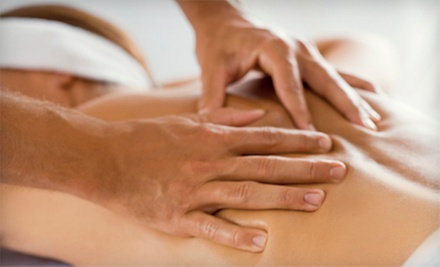 One or Three 60-Minute Deep-Tissue Massages from Peter Eichler, LMT (Up to 61% Off)