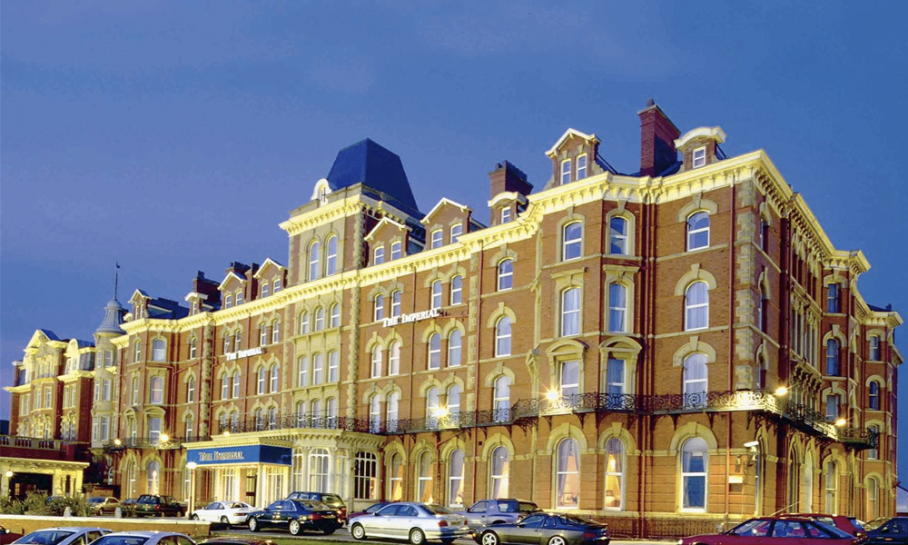 Imperial Hotel Blackpool Spa