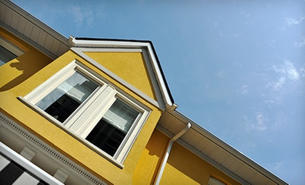 $49 for Exterior Window Washing for a One-Story Home from Warsh My Windows (a $125 Value)