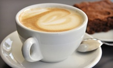 10 Medium Brewed or Specialty Drinks, or $10 for $20 Worth of Coffee and Treats at The Coffee Beanery
