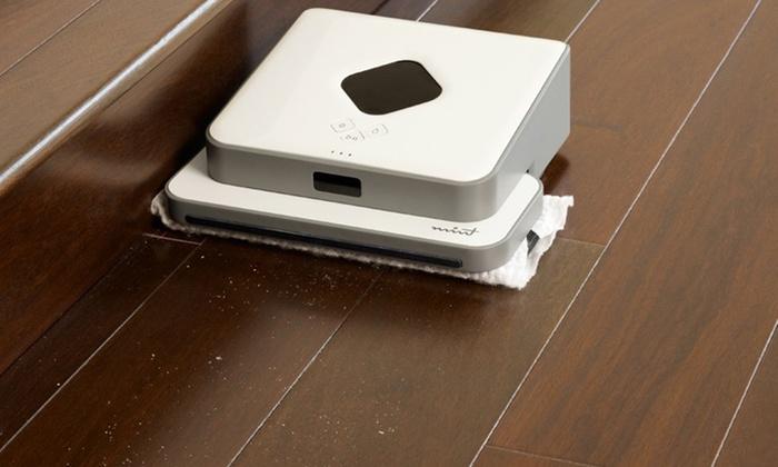 Irobot Mint 4200 Hard Floor Robotic Cleaner Groupon