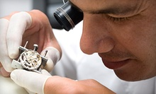 Jewelry or Watch Repair at Elegant Jewels (Half Off). Two Options Available.
