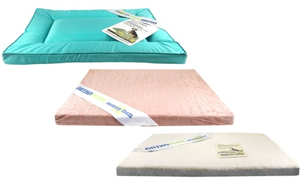 Memory Foam Pet Beds. Multiple Styles Available.
