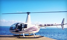 $299 for Three Seats on a 30-Minute Helicopter Tour from Monumental Helicopters ($600 Value)