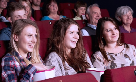 $15 for Movie for Two with a Large Popcorn and Two Sodas at Fox Theatre ($32 Value)