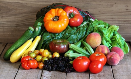 $29 for Farm-to-Door Produce Delivery from Farmhouse Delivery ($59 Value)