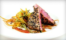 Salmon or Ahi Tuna Meal for Two or Four or $15 for $30 Worth of Seafood at Fishtales Seafood Company (Half Off)