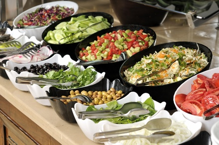 50% Off Dinner Buffet with Purchase of One Dinner Buffet at Donald Citrano's Coffee Shop Cafe