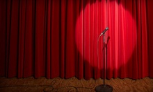 Comedy Show for Two, Four, or Eight at Hyena's Comedy Nightclub (Up to 75% Off)