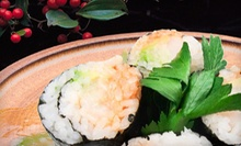 $15 for $30 Worth of Asian Food and Drinks at Shogun Japanese and Chinese Bistro