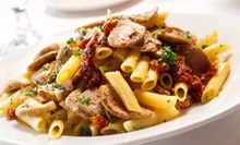 Italian Dinner or Lunch at Bella Pasta (Up to Half Off). Five Options Available.