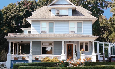 Groupon Deal: 1- or 2-Night Stay for Two at J. Paule's Fenn Inn in Fennville, MI. Combine Up to 6 Nights.