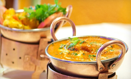$20 for $40 Worth of Indian Food and Drinks During Dinner at Saffron