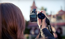 Two-Hour St. Augustine Photography Tour for One, Two, or Four from ShutterGuide (Up to 58% Off)
