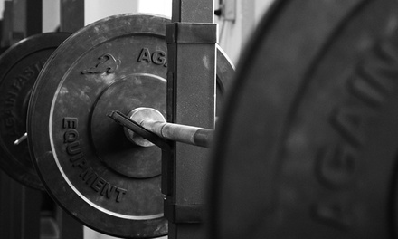 Up to 73% Off Crossfit Classes at CrossFit 84