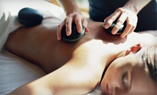 $49 for a 60-Minute Swedish Massage with Hot Lava Stones and Aromatherapy at @ease Spa ($125 Value)