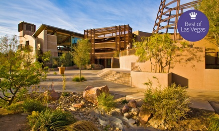 Admission for Two Adults or Two Adults and Two Children to The Springs Preserve (Up to 55% Off)