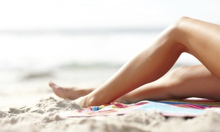 One or Three Custom Airbrush Tans at Legendary Therapy of Florida (Up to 56% Off)
