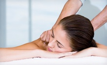One-Hour Therapeutic or Couples Massage at Serenity Realm Massage Studios (Half Off)